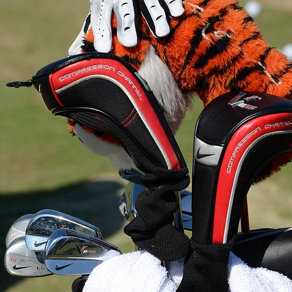 Tiger Woods -- 2011 Chevron World Challenge 6a00d820