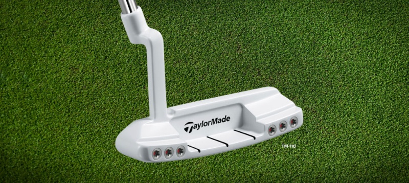 (VENDU) Putter Taylor made ghost tm 110 Hero_910