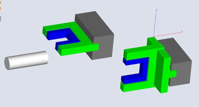 Fabrication d'un appareil à tourner les sphères E10