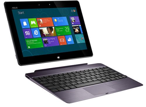 [NEWS] Computex : Des nouveautés du côté d'Asus Tablet10