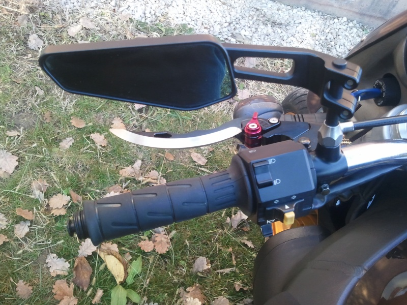 Cmde groupée levier embrayage/frein custom - Page 2 20121211