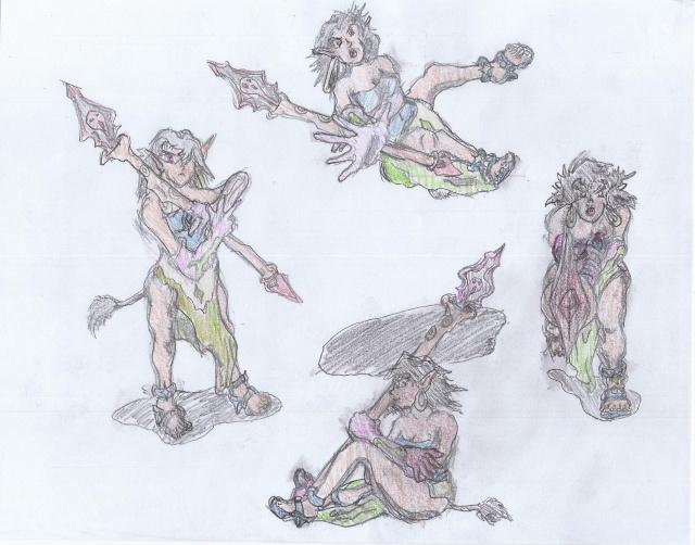 Mark57Raider's Sketches - Page 2 Bretta10