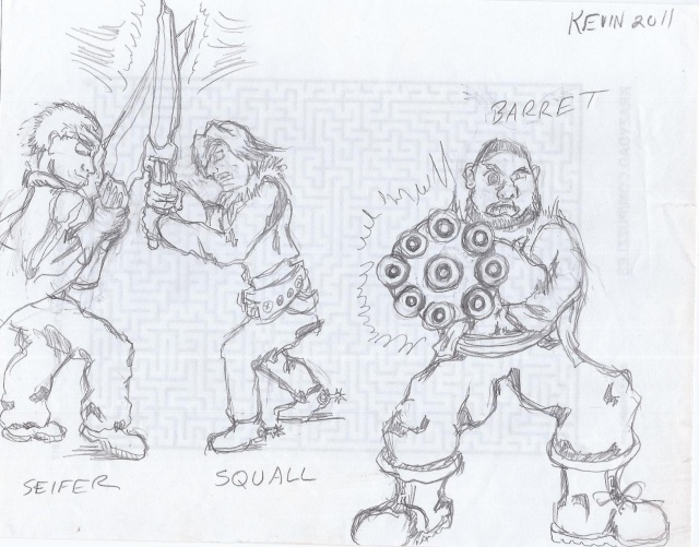 Mark57Raider's Sketches - Page 2 Squall10