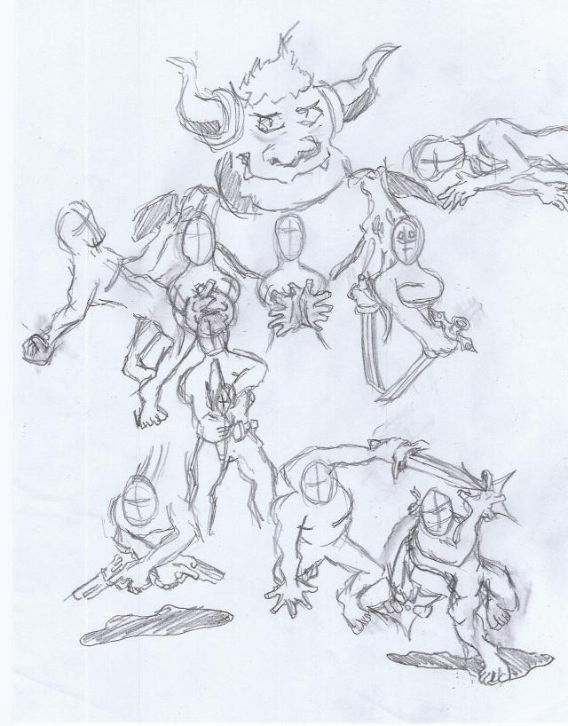 Mark57Raider's Sketches - Page 2 Variou10
