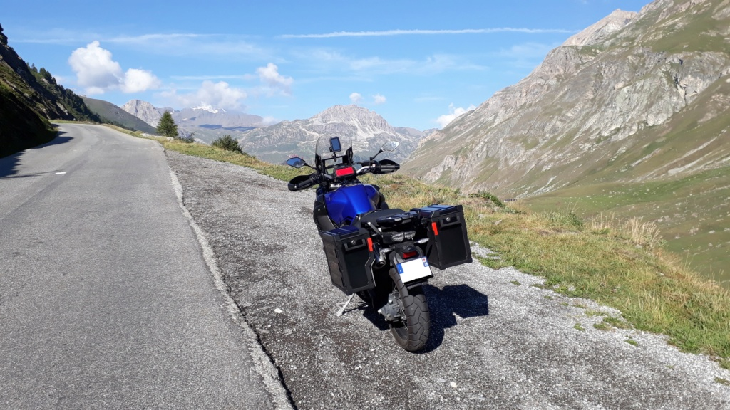 Trip Route des Grandes Alpes et Napoléon  20180811