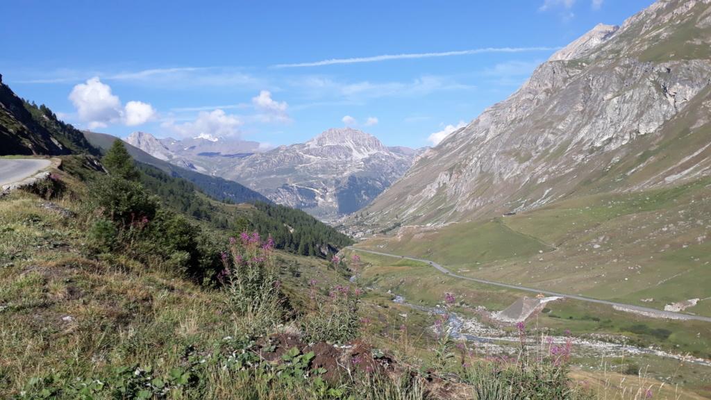 Trip Route des Grandes Alpes et Napoléon  20180813