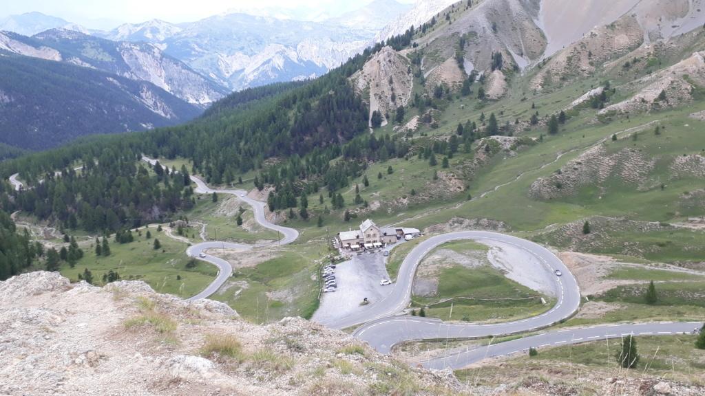 Trip Route des Grandes Alpes et Napoléon  20180816