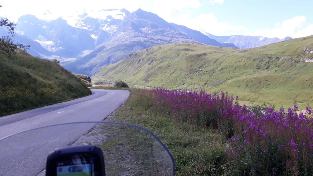 Trip Route des Grandes Alpes et Napoléon  20180818