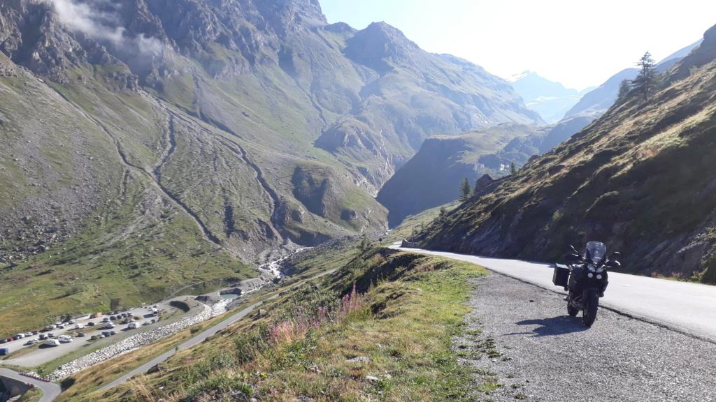 Trip Route des Grandes Alpes et Napoléon  20180819