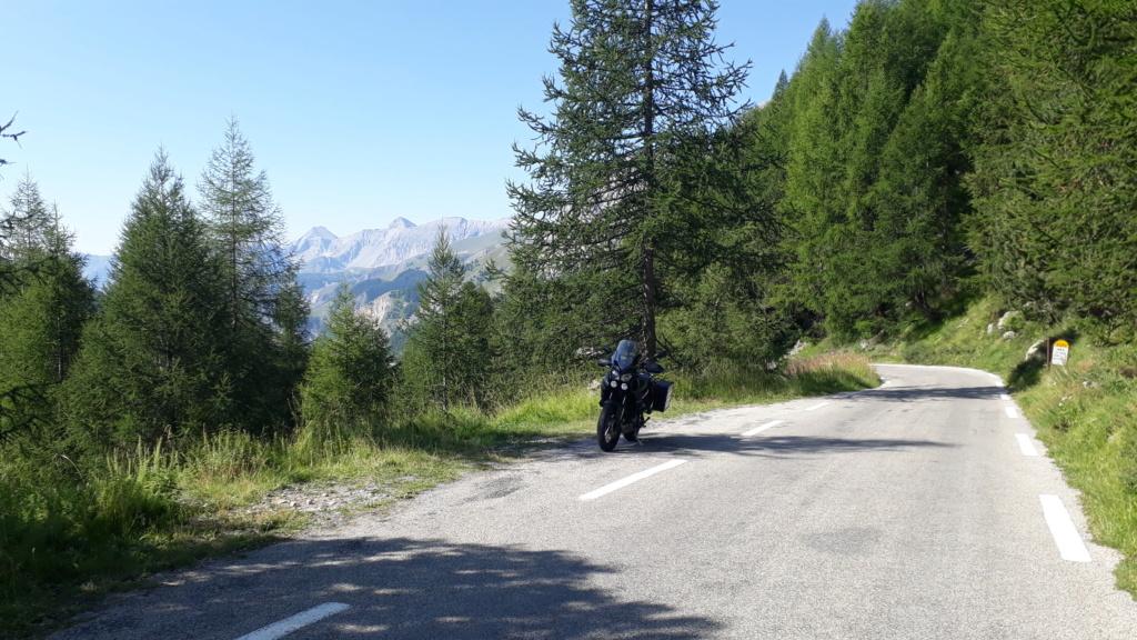 Trip Route des Grandes Alpes et Napoléon  20180821