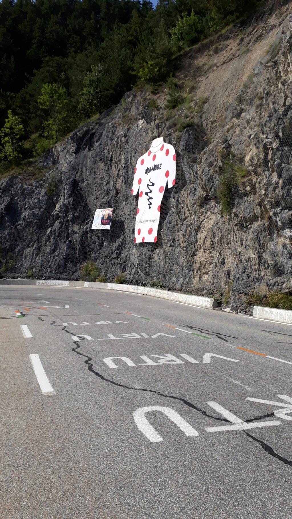 Trip Route des Grandes Alpes et Napoléon  20180828