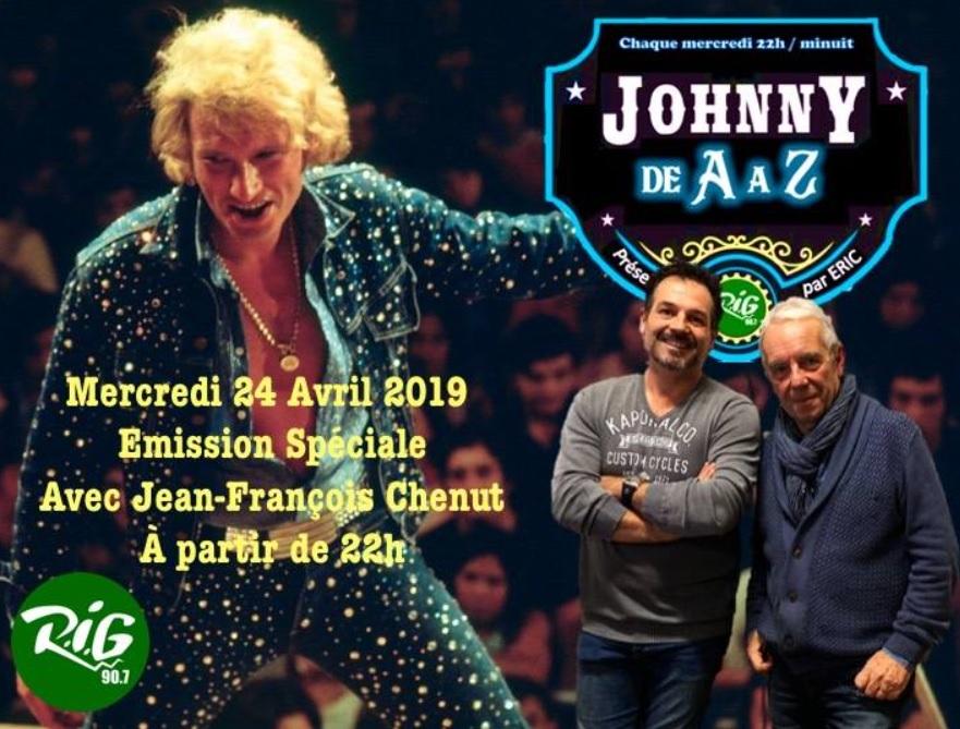 Emission Johnny de A à Z  Johnny10