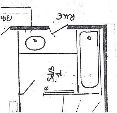 deux salles de bain à refaire, en mosaïque blanche, HELP please! Sdb_de10