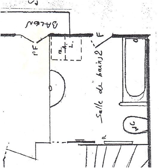 deux salles de bain à refaire, en mosaïque blanche, HELP please! Sdb_de11