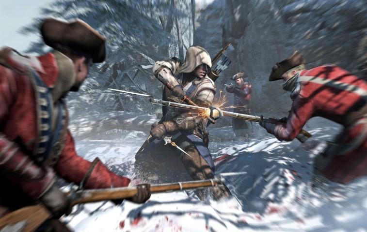 Assassin's Creed 3 nuovi dettagli e data di uscita! Assass11