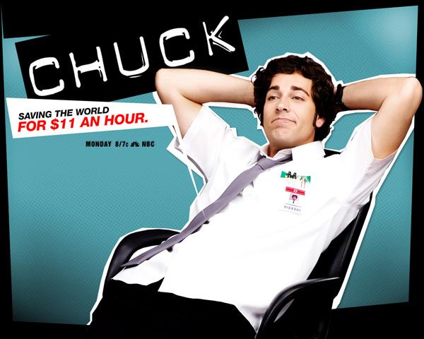 Chuck STREAMING 4 serie ITALIANO Chuck10