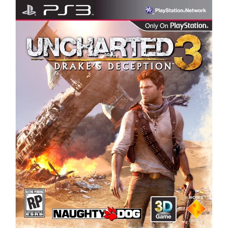 [PREMIO] Uncharted 3 per PS3 a 14500 WRONG POINTS!!! Cover10