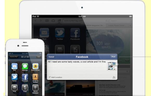 Apple WWDC 2012: iOS 6, Lion, Mac Book Pro New Generation e molto altro! Facebo10