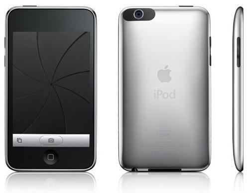 Nuovo iPod Touch 5 generazione, 5G con connettività 3G, un nuovo iPhone più economico Ipod-t10
