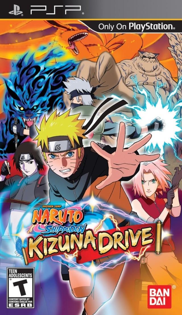 naruto - [DOWNLOAD] PSP Naruto Shippuden: Kizuna Drive ITA Naruto10