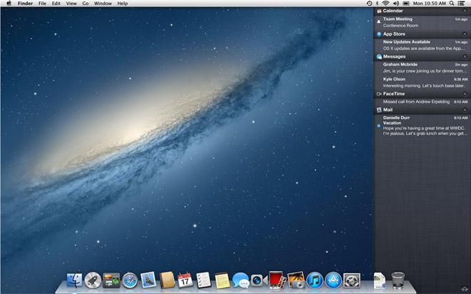 Apple WWDC 2012: iOS 6, Lion, Mac Book Pro New Generation e molto altro! Notifi12