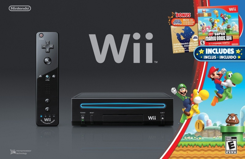 Un nouveau pack Wii noir aux USA ! 00003310
