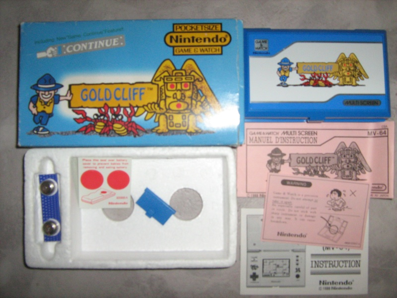 Ma collection mario : blister/console/jeux RARE et LIMITED (NEW 8/06) - Page 4 002_210