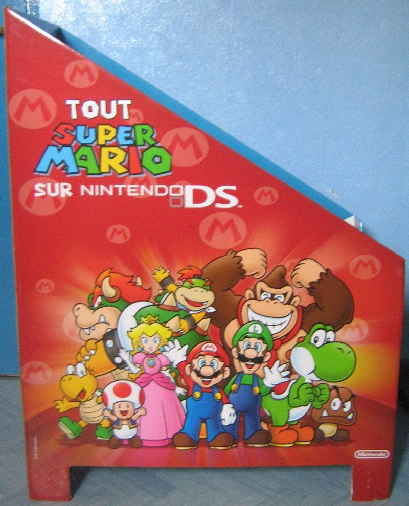Ma collection mario : blister/console/jeux RARE et LIMITED (NEW 8/06) - Page 3 00311