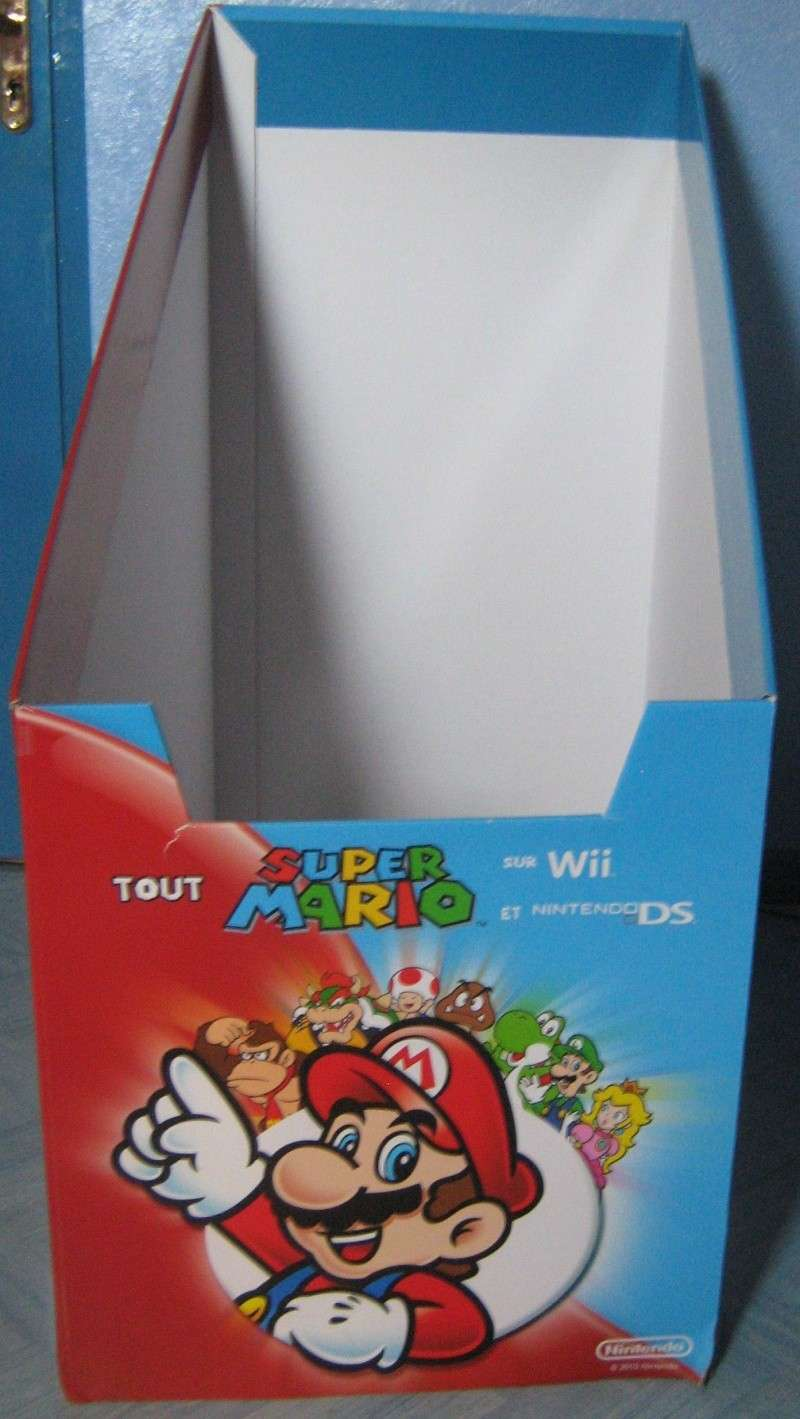 Ma collection mario : blister/console/jeux RARE et LIMITED (NEW 8/06) - Page 3 00511
