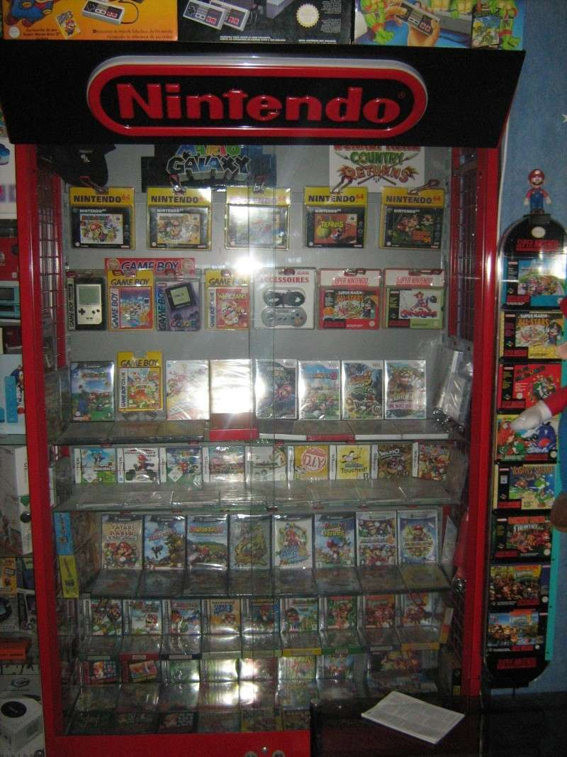 Ma collection mario : blister/console/jeux RARE et LIMITED (NEW 8/06) - Page 4 01411