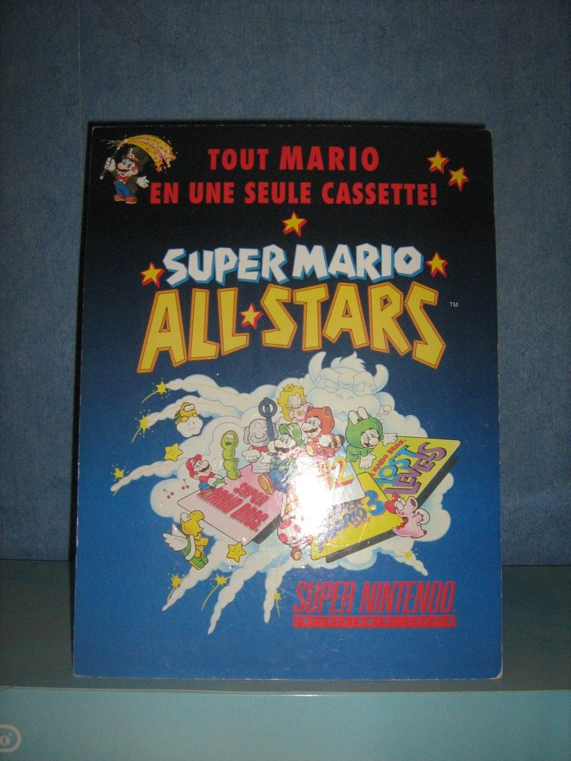 Ma collection mario : blister/console/jeux RARE et LIMITED (NEW 8/06) - Page 4 02010