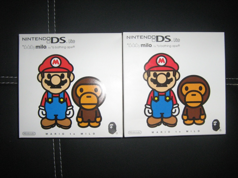 Ma collection mario : blister/console/jeux RARE et LIMITED (NEW 8/06) - Page 4 02210