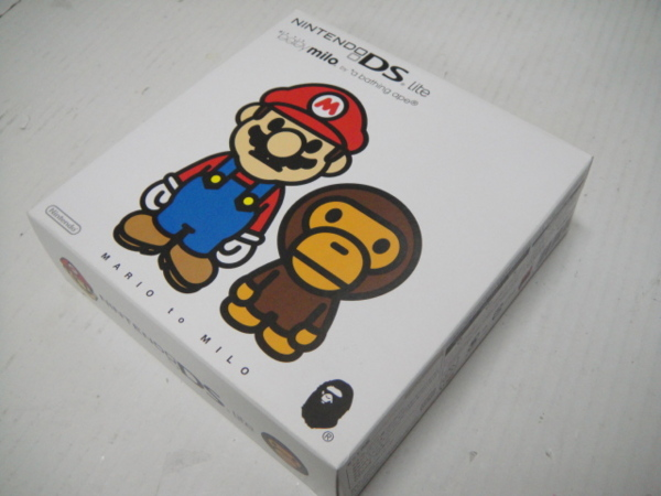 Ma collection mario : blister/console/jeux RARE et LIMITED (NEW 8/06) - Page 4 600x4510