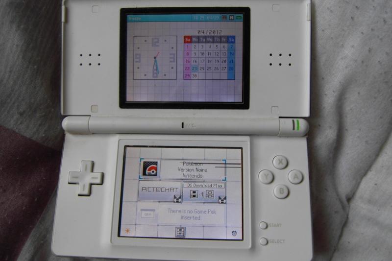 Pixel mort : changé un écran de DS lite résoudra t'il le probléme ? Sdc16910
