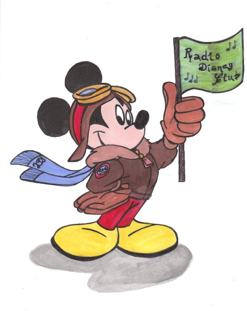 mes dessin Disney! - Page 2 Mickey15