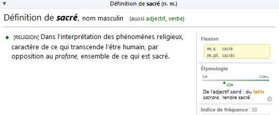 Un athée croit que Dieu n'existe pas = croyance - Page 24 Sacra10