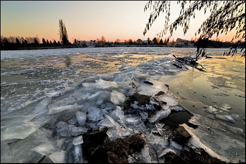 glace brrrrr II Allier figée Allier10