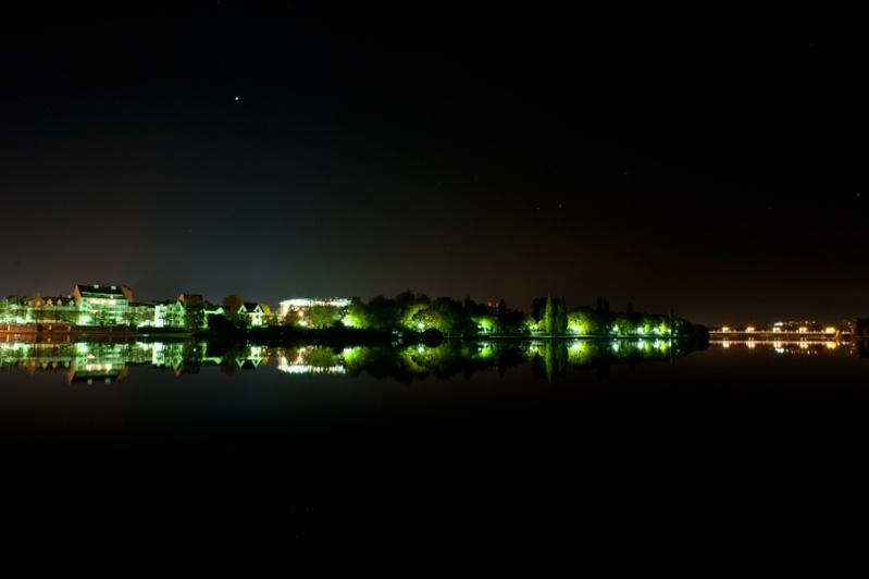 Vichy de nuit  Berges10
