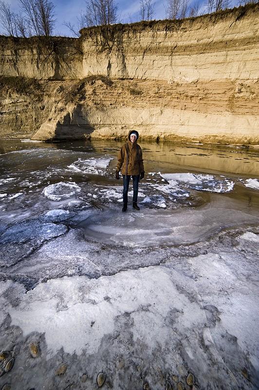 glace brrrrr II Allier figée Jumarc10