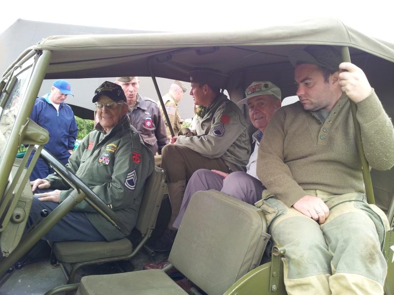 Normandie 2012 - Les vétérans 2012-010