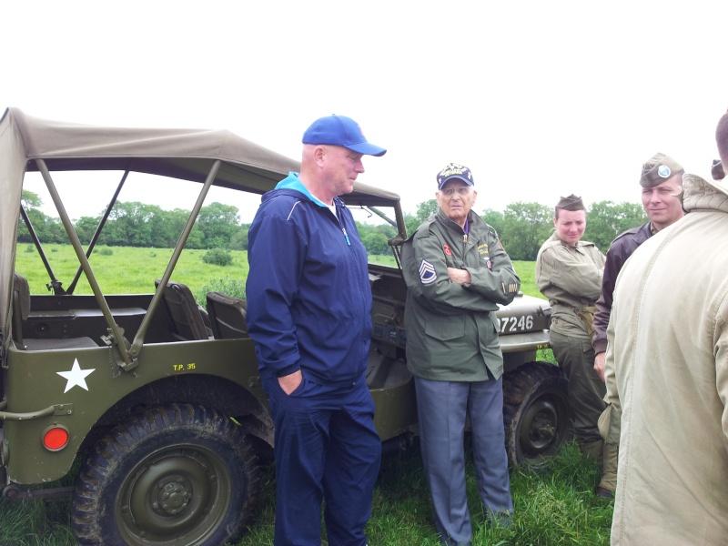 Normandie 2012 - Les vétérans 2012-012