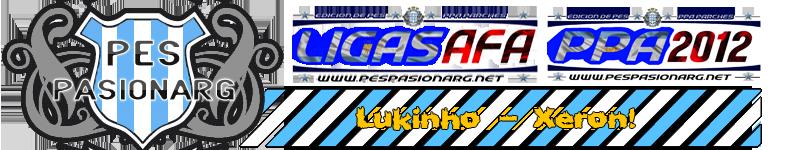 [PESPASIONARG] Ligas AFA + Combinado Europeo [Temporada11-12][PES2012][PC] Barra11