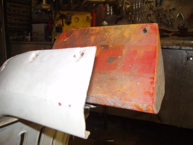 Résurection restauration DATSUN VIOLET GR2 EX ANDY DAWSON - Page 5 P1010035