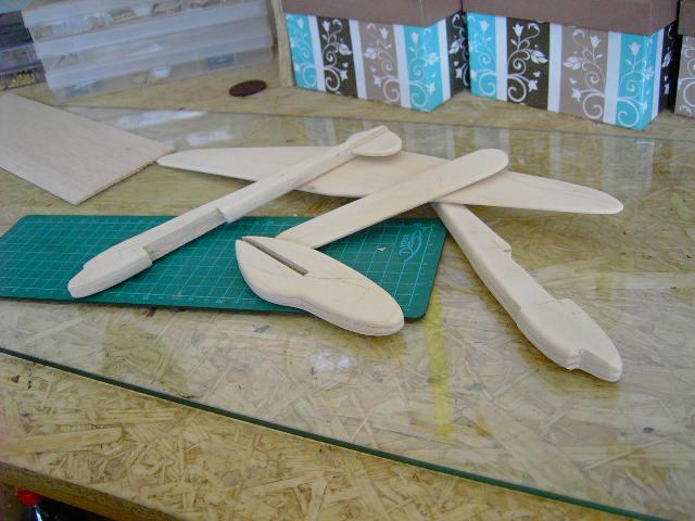 Holzflieger für Junjor Pict1414