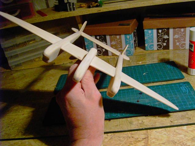 Holzflieger für Junjor Pict1417