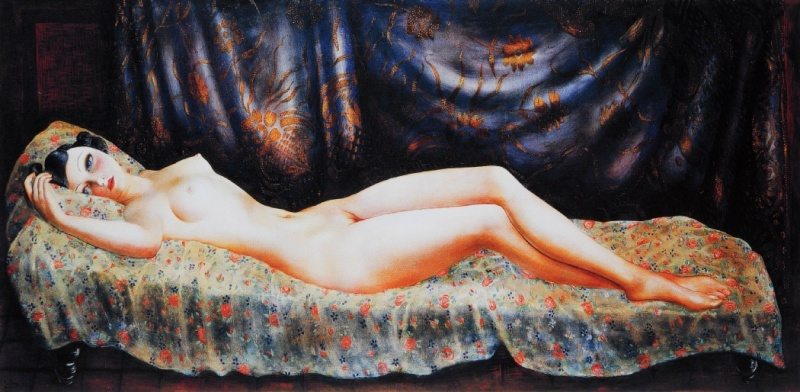 PEINTURE FRANCAISE: un mouvement, un peintre, une oeuvre - Page 2 1_1_1185