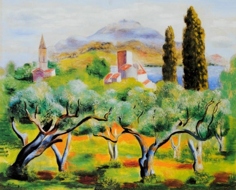 PEINTURE FRANCAISE: un mouvement, un peintre, une oeuvre - Page 2 1_1_1284