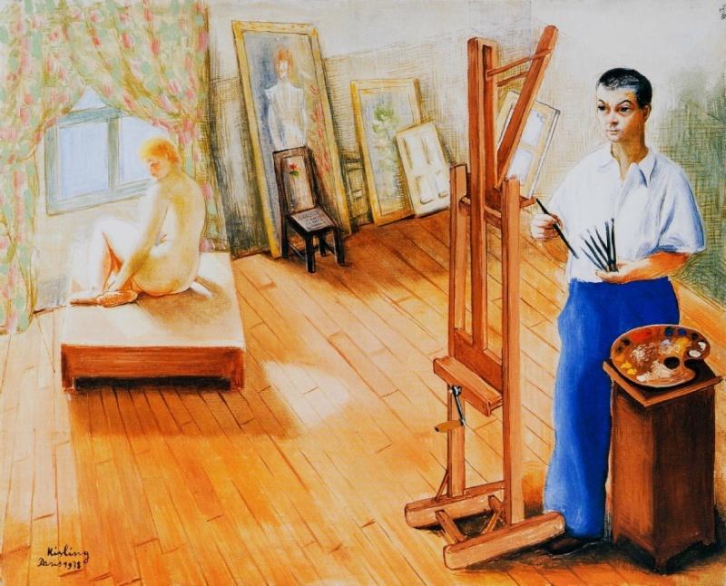 PEINTURE FRANCAISE: un mouvement, un peintre, une oeuvre - Page 2 1_1_1431