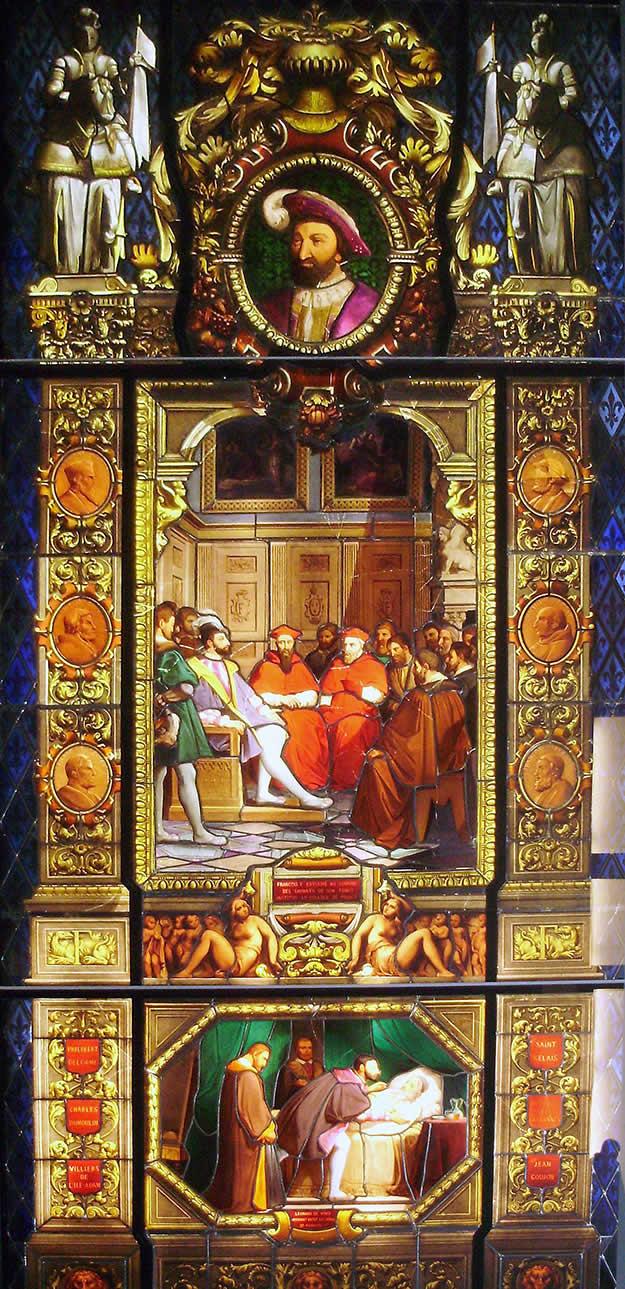 Le Louvre, ses fantômes et ses stars - Page 2 1_1_1464