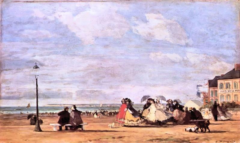 PEINTURE FRANCAISE: un mouvement, un peintre, une oeuvre 1_1_2210